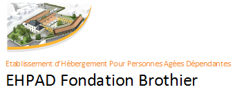 EHPAD Fondation Brothier